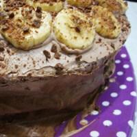 Kendinizi Mutlu Edin:çikolatalı Muzlu Pasta Tarifi