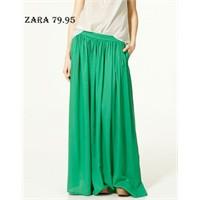 Zara'dan Sectigim Etekler