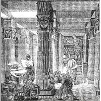 İskenderiye Kütüphanesi Ve Yakılması