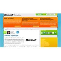 Microsoft Türkiye Blog'u Yayında !