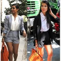 Trend: Kısa Takım Elbiseler