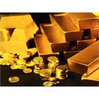 Altına Yatırım Yapın Paranıza Para Kazandırın