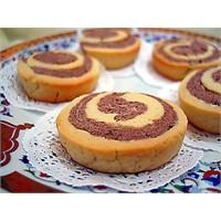 Çikolatalı- Fındıklı Spiraller