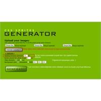 Css Generator İle Css Sprite Oluşturma