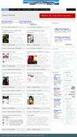 Blogcuya Uyarlanmış Wordpress Turn Out Mag Şablonu