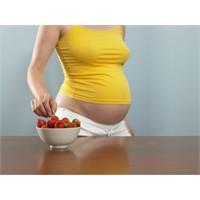 Hamilelikte Doğru Ve Sağlıklı Beslenme