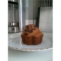 Damla Çikolatali Muffin Yaptim