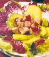Somon Balıklı Salata