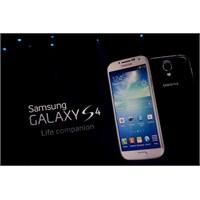 Samsung Galaxy S4 Resmi Olarak Tanıtıldı