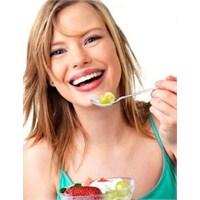 Sağlıklı Beslenme Ve Altın Kuralları