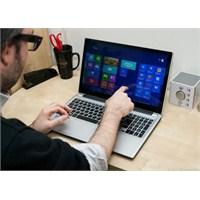 Dokunmatik Ekranlı Notebook Fiyatları Düşecek