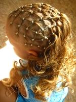 Çocuk Saç Örgü Modelleri , Şekilleri Ve Stilleri-5