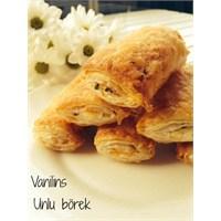 Unlu Börek (Baklava Yufkasıyla)