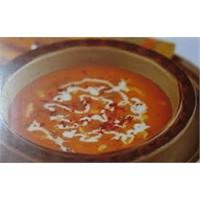 Domates Çorbası Tarifi(Acılı)