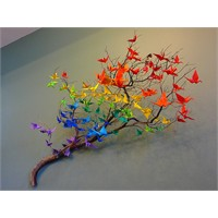 D.İ.Y - Origami Turna Kuşu