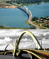 İlginç Köprü Fotoğrafları