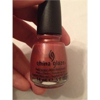"China Glaze Oje. ""Your Touch"".. Muhteşem!!"