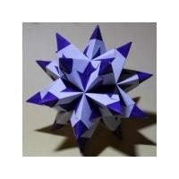 Kağıt Katlama Sanatı İle Yıldız Top Yapımı