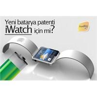 Apple Batarya Patentini İwatch İçin Mi Aldı?