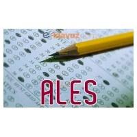 2013 Yılı Ales İlkbahar Sınava Giriş Belgeleri