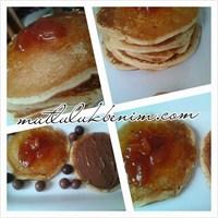 Kahvaltıya Pankek