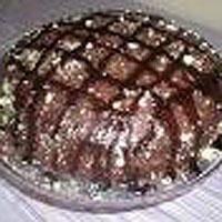 Kahveli Muzlu Pasta