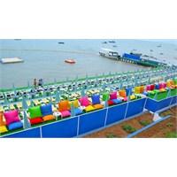 Büyükada'da Aile Plajı: Nakibey Plajı