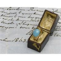 Jane Austen'ın Yüzüğü 234,668 Usd'ye Satıldı