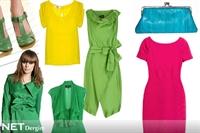 Rengine Göre Giyin, Zayıf Görün!