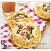 Pizza Poğaça Tarifi (6 Kişilik)