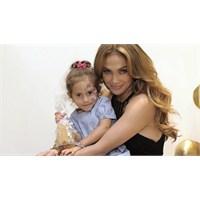 Jennifer Lopez Kızı Emme İle Alışverişe Çıktı