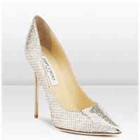 Jimmy Choo Gelin Ayakkabı Modelleri