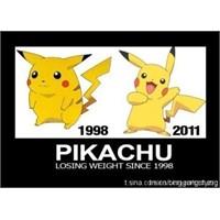 Sıfır Beden Pikachu!