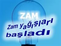 Elektriğe Zam!!