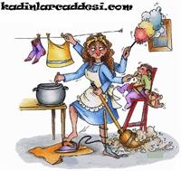 Türkiye de Çalışan Kadınlar