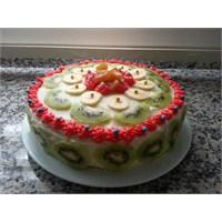 Meyveli Yaz Pastası