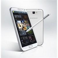 Samsung Galaxy Note 2 Satışa Sunuluyor