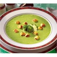 Brokoli Çorbası Tarifine Buyrun