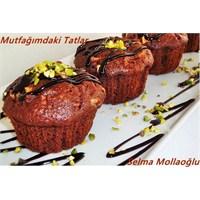 Elmalı Kakaolu Muffin (Mutfak Ve Tatlar)