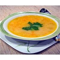Mısırlı Sebze Çorbası