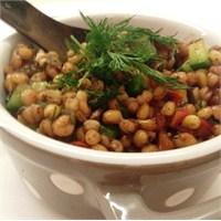 Buğday Salatası- Dereotlu