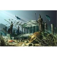 Kayıp Şehir Atlantis Bulundu Mu?