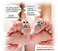Ayaklarınıza Özen Gösterin