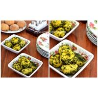 Yeşil Mantolu Tava Patates