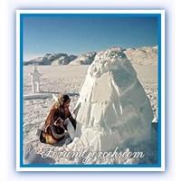Eskimolar Kimlerdir ? | Evlerini Nasıl İsıtırlar?