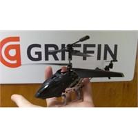 Griffin Teknoloji İos Kontrollü Helikopter Duyurdu