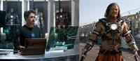Iron Man 2 Fotoğraflarındaki Bağlantı