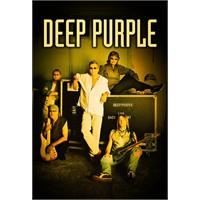Sahnemizin Üstünde Yerin Var Deep Purple!