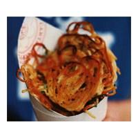 Spagetti Kızartması