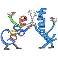 Maç Sonucu / Google + ( 4 ) - ( 2 ) Facebook